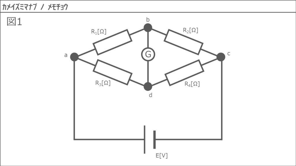 ブリッジ回路1
